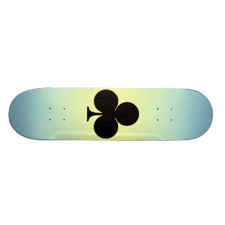 club skateboard deck
