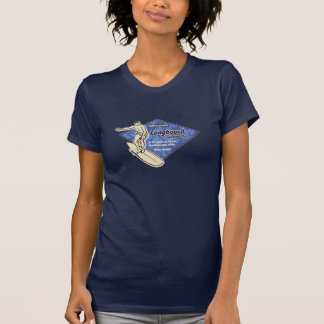 Club Surfing Diamond Logo Gals Tee
