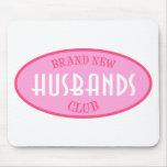 Club tout neuf de maris (rose) tapis de souris