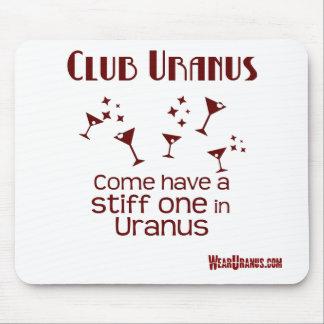 Club Uranus Mouse Pad