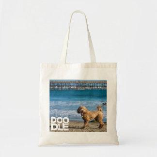 CLUBDOODLE goldendoodle tote bag!