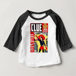 Clue Boy Baby T-Shirt