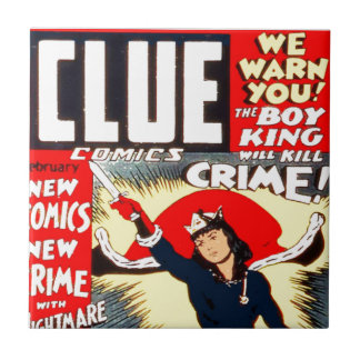 Clue Boy Tile