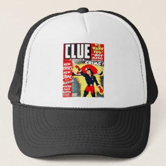 Clue Boy Trucker Hat