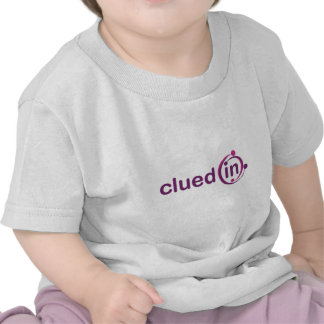 Clued In TEST T Shirt
