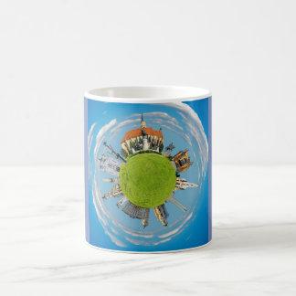 cluj napoca city romania little planet landmark ar coffee mug