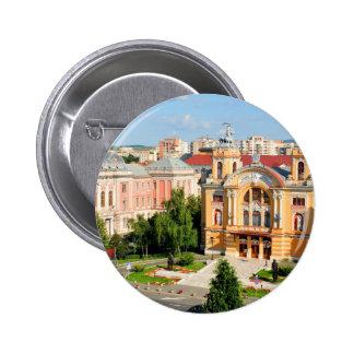 Cluj-Napoca, Romania 2 Inch Round Button