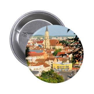 Cluj Napoca, Romania 2 Inch Round Button