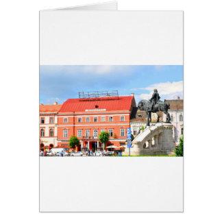 Cluj Napoca, Romania Card