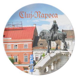 Cluj Napoca, Romania Dinner Plates