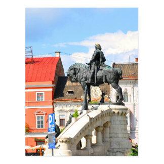 Cluj Napoca, Romania Postcard