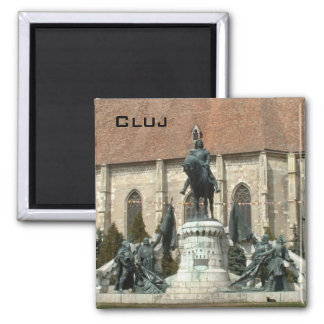 Cluj Square Magnet