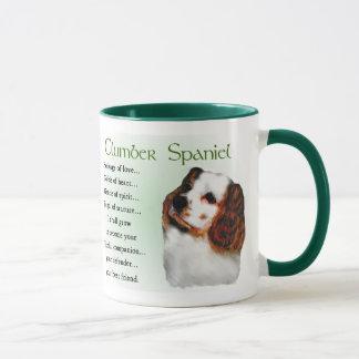 Clumber Spaniel Gifts Mug