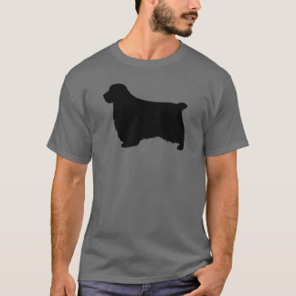 Clumber Spaniel Silhouette T-Shirt