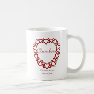 Clumber Spaniel True Love Coffee Mug