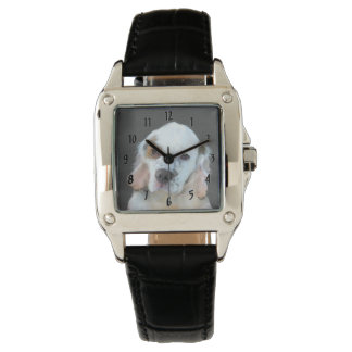Clumber Spaniel Watch