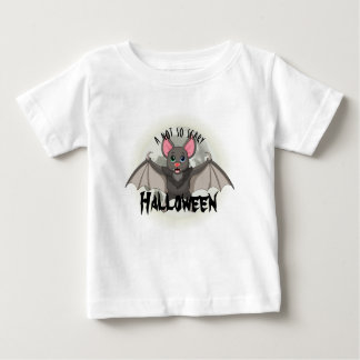 Clumsy, The Little Bat & A Not So Scary Halloween Baby T-Shirt