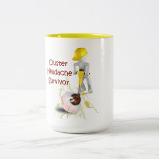 Cluster Headache Survivor Mug