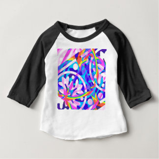 Cluster of Color Violet Variation Baby T-Shirt