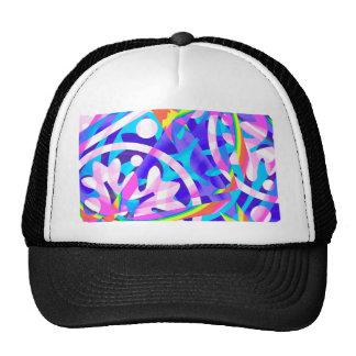 Cluster of Color Violet Variation Trucker Hat