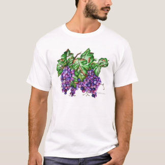 cluster of grapes T-Shirt