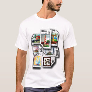 cluster of stamps T-Shirt
