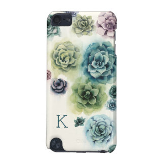 Cluster of Succulents iPod Touch (5th Generation) Cases