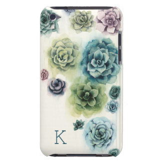 Cluster of Succulents iPod Touch Cover