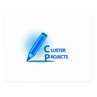 Cluster Projects Postcard
