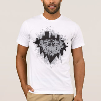 clustered city T-Shirt
