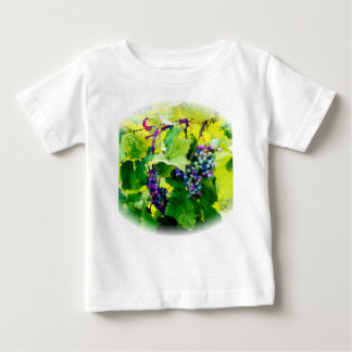 clusters of grapes 17 baby T-Shirt
