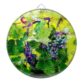 clusters of grapes 17 dartboard