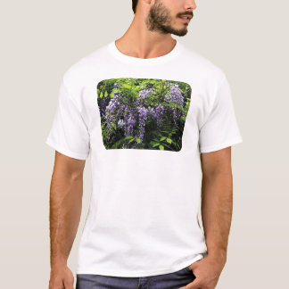 Clusters of Wisteria T-Shirt