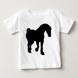 Clydesdale Baby T-Shirt