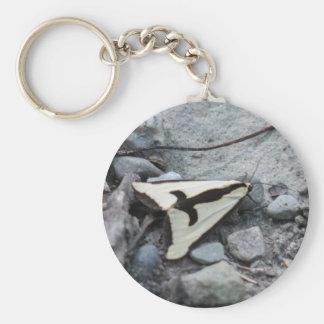 Clymene Moth Keychain