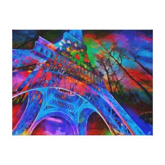 CM10747 - Eiffel Tower Canvas Print