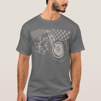 CM Bobber (crisp gray) T-Shirt