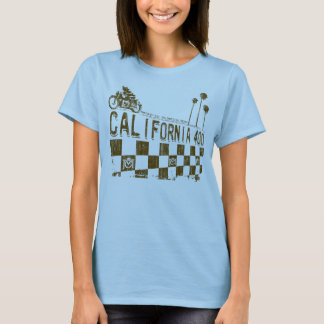 CM California 400 (brownie) T-Shirt