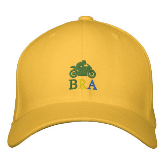 CM Moto BRA (Brazil) Embroidered Hat