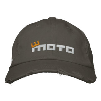 CM Moto Logo Embroidered Hat