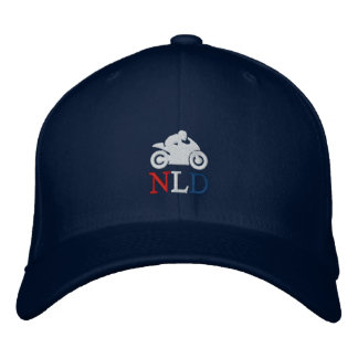 CM Moto NLD (Netherlands) Embroidered Baseball Caps