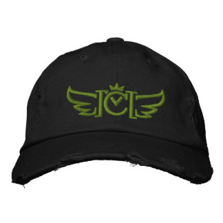 CM Wing Logo - Kawi Embroidered Hats