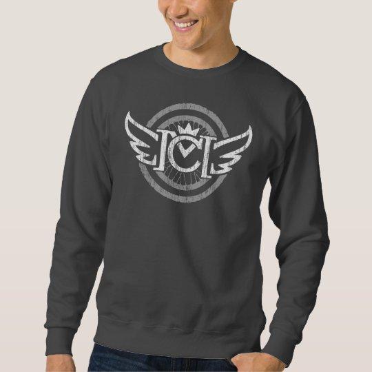 CM Winged Wheel (grey/white) Sweatshirt