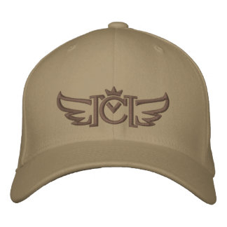 CM Wings (espresso) Embroidered Hat