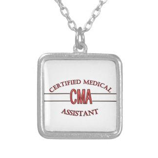 CMA a certifié le LOGO d'aide médical Colliers