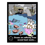 CMBC Ocean Acidifcation Plans: Oceans are Sufferin Postcard