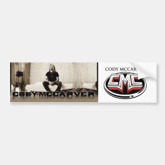 CMC Bumper Sticker