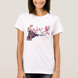 CMCarlson Cherry Blossoms tank top