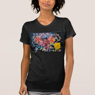 CMCarlson Flowers and Velvet T Shirt