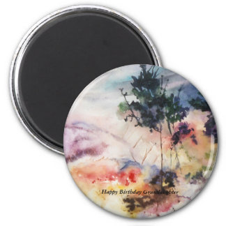CMCarlson Misty Mountains Magnet